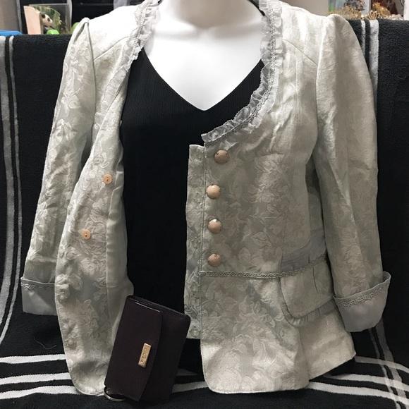 Vintage Lace Coats